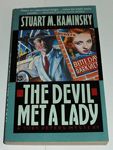 9780446404235: The Devil Met a Lady (The Toby Peters Mysteries)