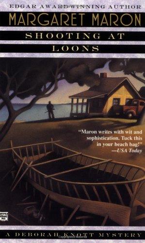 9780446404242: Shooting at Loons (Deborah Knott Mysteries)