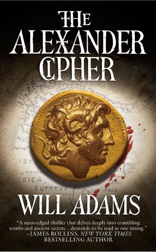 9780446404709: The Alexander Cipher: A Thriller