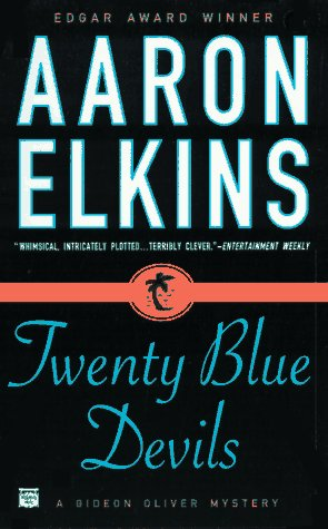 Gideon Oliver Mystery: Twenty Blue Devils
