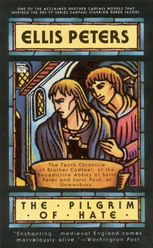 9780446405317: The Pilgrim of Hate (Brother Cadfael Mysteries)