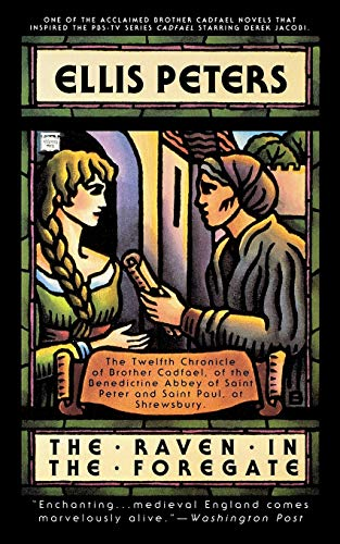 9780446405348: The Raven in the Foregate (Chronicles of Brother Cadfael)