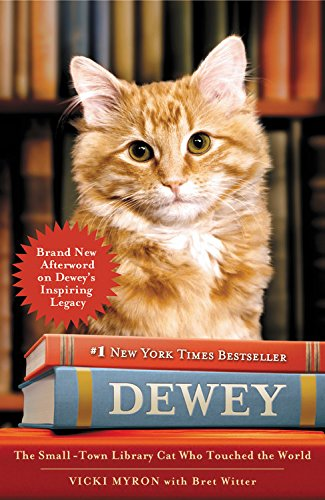 9780446407427: Dewey: The Small-Town Library Cat Who Touched the World