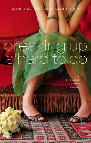 9780446407564: Miracle Girls #2: Breaking Up Is Hard to Do: A Miracle Girls Novel