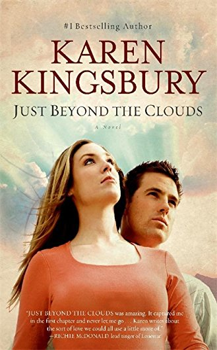 9780446408653: Just Beyond the Clouds: A Novel