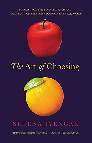 9780446504119: The Art of Choosing