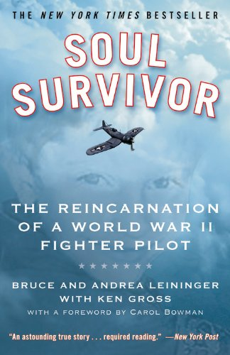 9780446509343: Soul Survivor: The Reincarnation of a World War II Fighter Pilot
