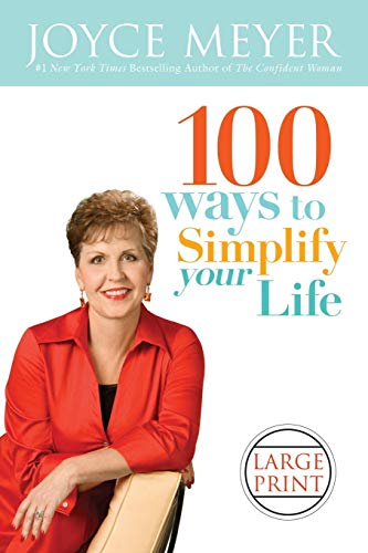 9780446509398: 100 Ways to Simplify Your Life