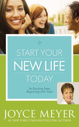9780446509657: Start Your New Life Today: An Exciting New Beginning with God