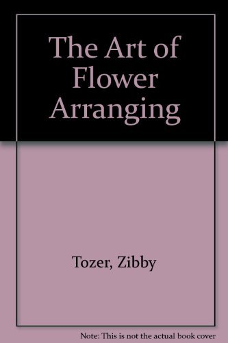 9780446512176: The Art of Flower Arranging (The Warner lifestyle library)