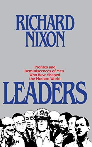 Leaders (SIGNED): Nixon, Richard