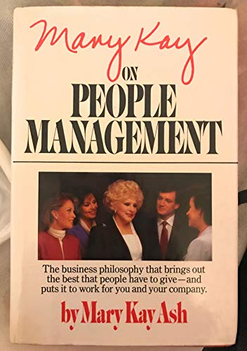 9780446513142: Mary Kay on People Management