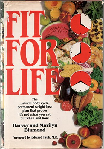 9780446513227: Fit for Life