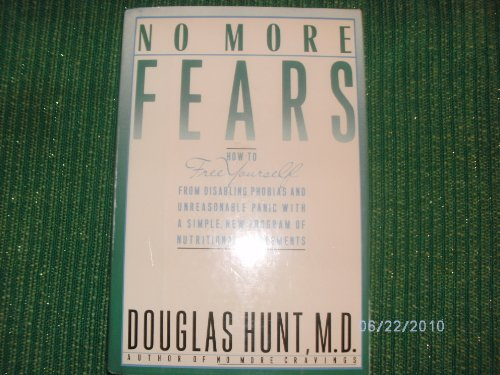 No More Fears: Hunt, Douglas