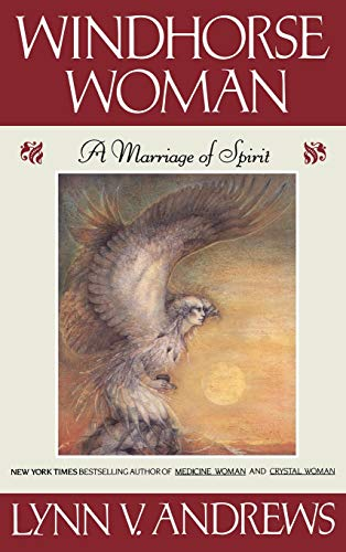 9780446513906: Windhorse Woman: A Marriage of Spirit
