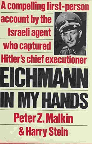 9780446514187: Eichmann in My Hands