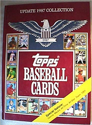 9780446514217: Topps Baseball Cards: Update 1987