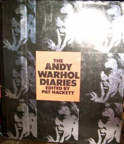"The Andy Warhol Diaries [with Spy's ""Index""]: Warhol, Andy; Hackett, Pat (ed.)"