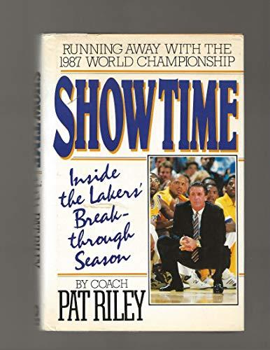 Showtime, inside the lakers' Break-Through Season: Pat Riley