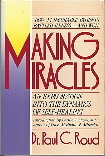 Making Miracle: An Exploration Into the Dynamics of Self-Healing