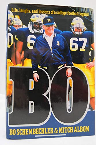 Bo: Life, Laughs, and Lessons of a: Bo Schembechler, Mitch