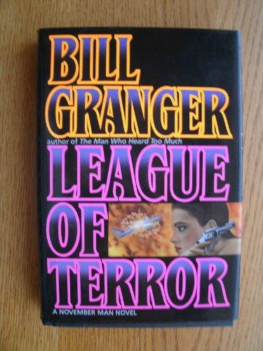 9780446515511: League of Terror