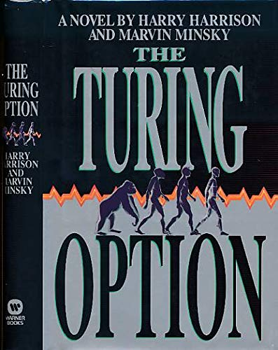 9780446515658: The Turing Option: A Novel