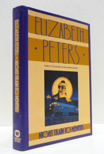 Night Train to Memphis: **Signed**: Peters, Elizabeth