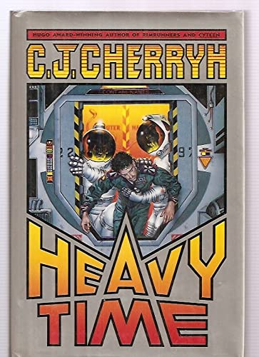 Heavy Time (0446516163) by C. J. Cherryh