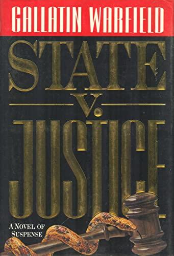 9780446516884: State V. Justice