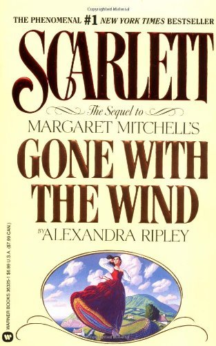 "9780446517188: Scarlett: The Sequel to Margaret Mitchell's ""Gone With the Wind""/Deluxe Limited Edition"