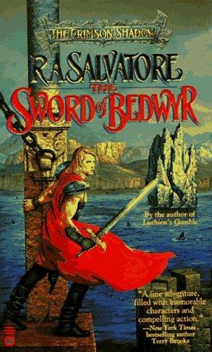 9780446517263: The Sword of Bedwyr (The Crimson Shadow)