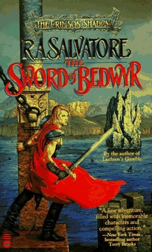 9780446517263: The Sword of Bedwyr (The Crimson Shadow)