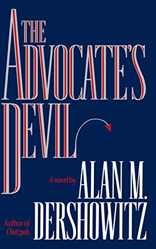 9780446517591: The Advocate's Devil