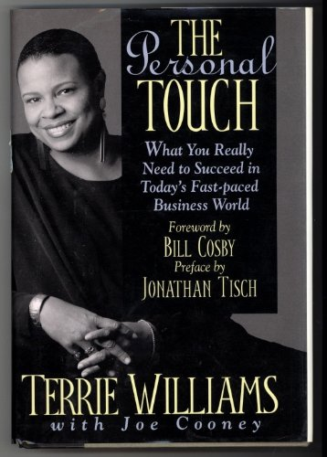 9780446517751: The Personal Touch: What You Really Need to Succeed in Today's Fast-Paced Business World