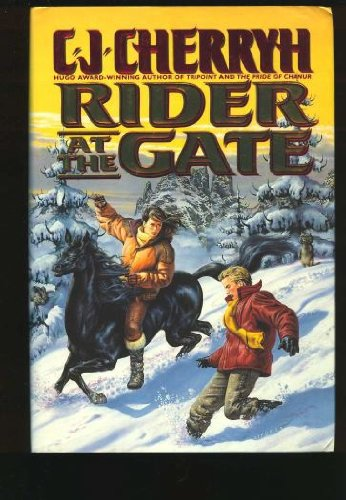 9780446517812: Rider at the Gate