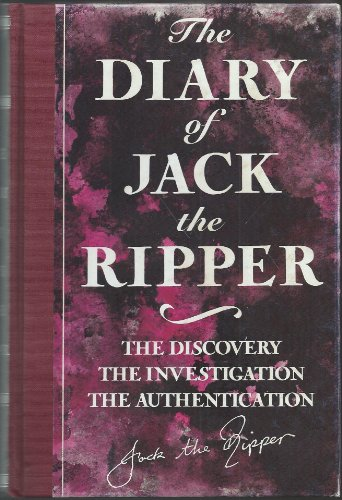 9780446517874: Diary of Jack the Ripper.