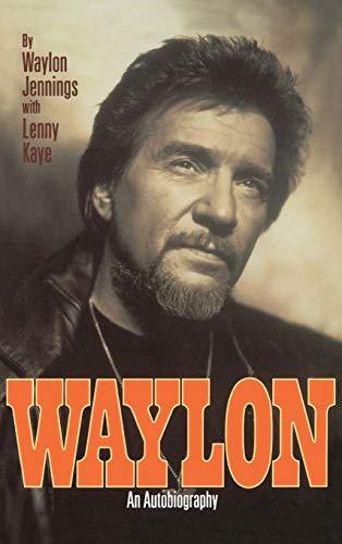 9780446518659: Waylon: An Autobiography