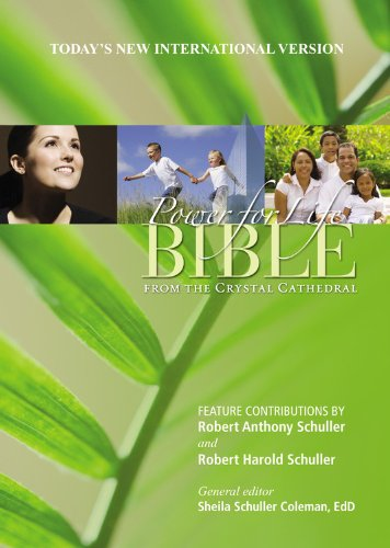 9780446519304: Power for Life Bible: From the Crystal Cathedral