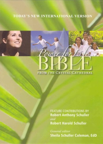 9780446519335: Power for Life Bible: From the Crystal Cathedral