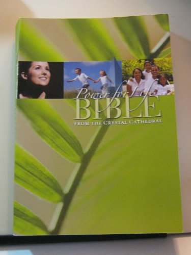 9780446519342: Power for Life Bible (From the Crystal Cathedral)