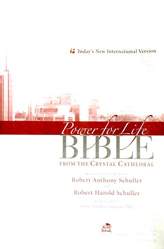9780446519359: Power for Life Bible: From the Crystal Cathedral