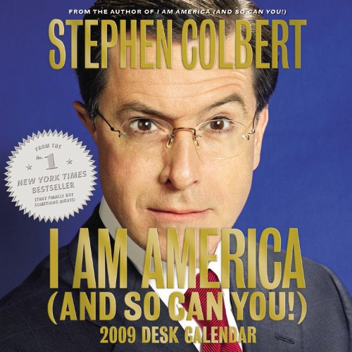 9780446519410: I Am America (And So Can You!) 2009 Desk Calendar