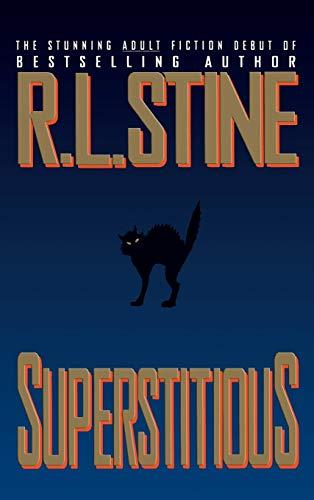 9780446519533: Superstitious