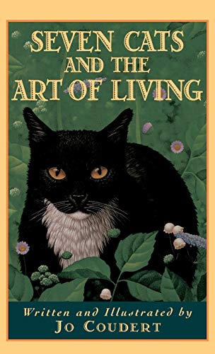9780446519618: Seven Cats and the Art of Living