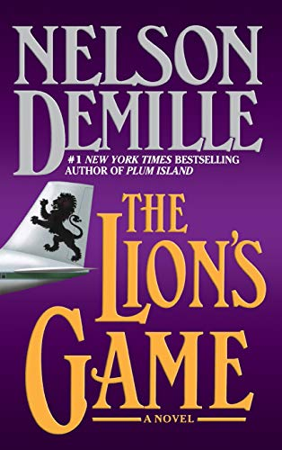 9780446520652: The Lion's Game: Number 2 in series
