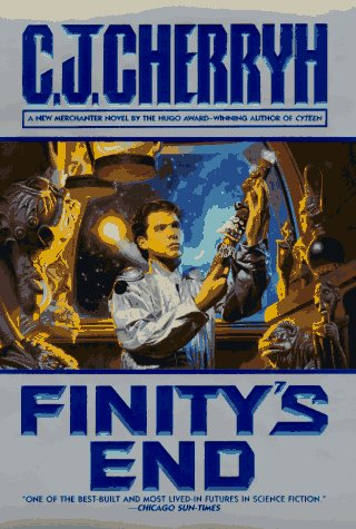 Finity's End (SIGNED): Cherryh, C.J.