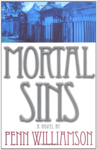 MORTAL SINS (SIGNED): Williamson, Penn