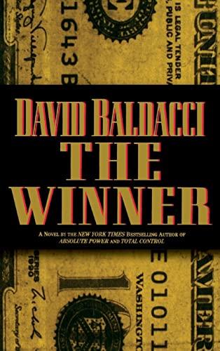 The Winner: DAVID BALDACCI