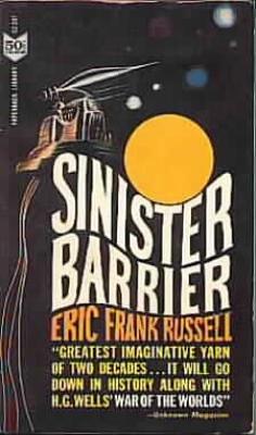 9780446522878: Sinister Barrier